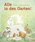 Alle in den Garten! Cover