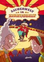 Zauberwelt im Zirkuszelt Cover