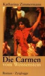 Die Carmen vom Weissenstein Cover
