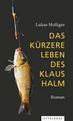 Das kürzere Leben des Klaus Halm Cover