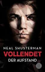 Vollendet - der Aufstand(Bd.2) Cover