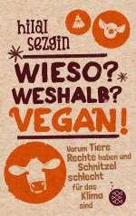 Wieso? Weshalb? Vegan! Cover