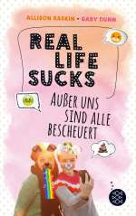 Real Life Sucks Cover