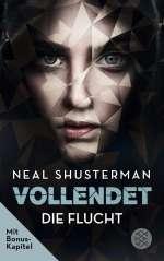 Vollendet - Die Flucht (Band 1) Cover