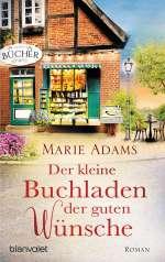 Der kleine Buchladen der guten Wünsche Cover