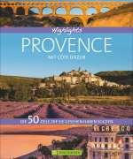 Highlights Provence mit Côte d'Azur Cover