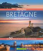 Highlights Bretagne und Atlantikküste Cover