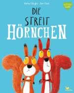 Die Streithörnchen Cover