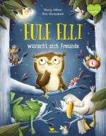 Eule Elli wünscht sich Freunde Cover
