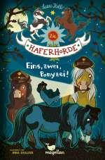 Die Haferhorde 11 : Eins, zwei, Ponyzei! Cover