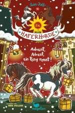 Advent, Advent, ein Pony rennt! Cover