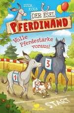 Volle Pferdestärke voraus! Cover