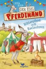Ritterpferd mit Eselsohren (4) Cover