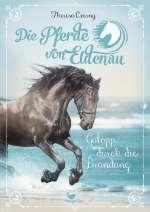 Galopp durch die Brandung (Die Pferde von Eldenau 2) Cover
