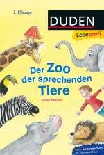 Der Zoo der sprechenden Tiere Cover