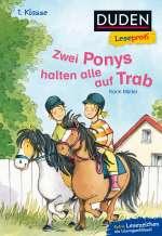 Zwei Ponys halten alle auf Trab Cover