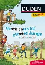 Geschichte für clevere Jungs Cover