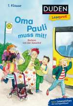 Oma Paulii muss mit! Cover