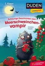 Schaurige Geschichten vom Meerschweinchenvampir Cover
