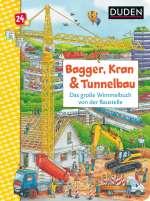Bagger, Kran & Tunnelbau Cover