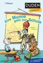 Eine Mumie geht zur Schule Cover