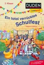 Ein total verrücktes Schulfest Cover