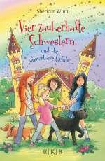 Vier zauberhafte Schwestern und die unsichtbare Gefahr/10 Cover
