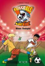 Fussball Haie - Böses Foulspiel Cover