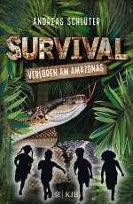 Verloren am Amazonas Cover