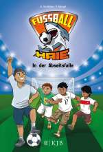 Fussball Haie - In der Abseitsfalle Cover