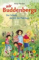 Wir Buddenbergs : Der Schatz, der mit der Post kam Cover