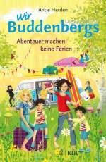 Wir Buddenbergs - Abenteuer machen keine Ferien Cover