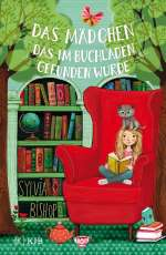 Das Mädchen, das im Buchladen gefunden wurde Cover