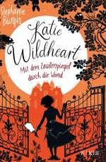 Katie Wildheart – mit dem Zauberspiegel durch die Wand Cover