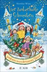 Vier zauberhafte Schwestern und ein wundersames Fest Cover