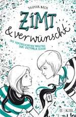 Zimt und verwünscht Bd.4 Cover