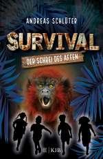 Survival Bd.6 – Der Schrei des Affen Cover