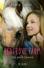 Redgrove Farm – die große Chance (Bd.3) Cover