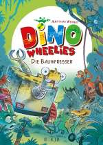 Dino Wheelies - Die Baumfresser Cover