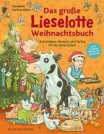 Das grosse Lieselotte Weihnachtsbuch Cover