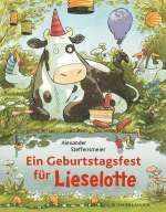 Ein Geburtstagsfest für Lieselotte Cover