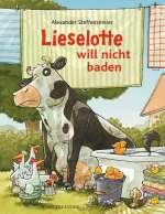 Lieselotte will nicht baden Cover