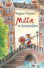 Millie in Amsterdam Cover