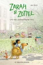 Zarah & Zottel und das zerbrechliche Herz Cover