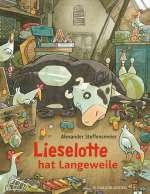 Lieselotte hat Langeweile Cover