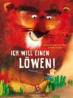 Ich will einen Löwen! Cover