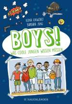 Boys! Cover