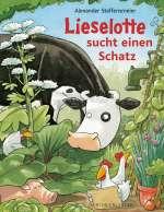 Lieselotte sucht einen Schatz Cover