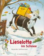 Lieselotte im Schnee Cover