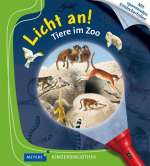 Licht an! Tiere im Zoo Cover